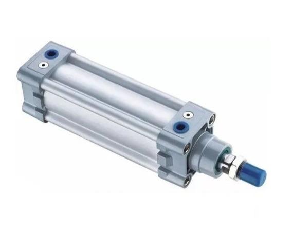Cilindro Pneumático Iso 6431 Dupla Ação Ø100 X 160mm Curso