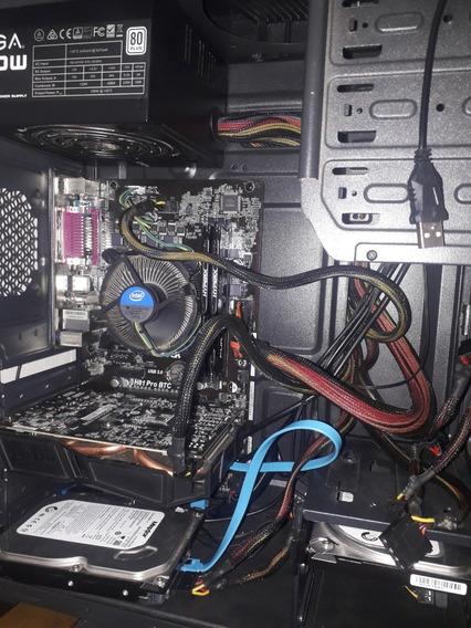 Pc Gamer Core I5 4670 3,40ghz 8gb 160gb Gtx 1060 3gb Oc Mini