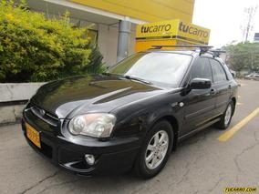 Subaru Impreza Gx Awd [gg] Mt 2000cc 5p