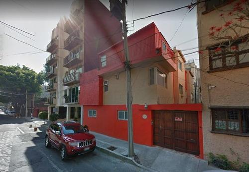 Imagen 1 de 8 de Venta De Casa En Del Valle Centro, Benito Juarez Mc