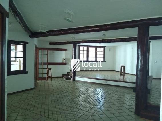 Casa Com 3 Dormitórios Para Alugar, 1000 M² Por R$ 7.000/mês - Condomínio Débora Cristina - São José Do Rio Preto/sp - Ca2043
