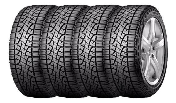 Combo X4 Neumaticos Pirelli 265/65r17 Scorp Atr 112t Cuotas