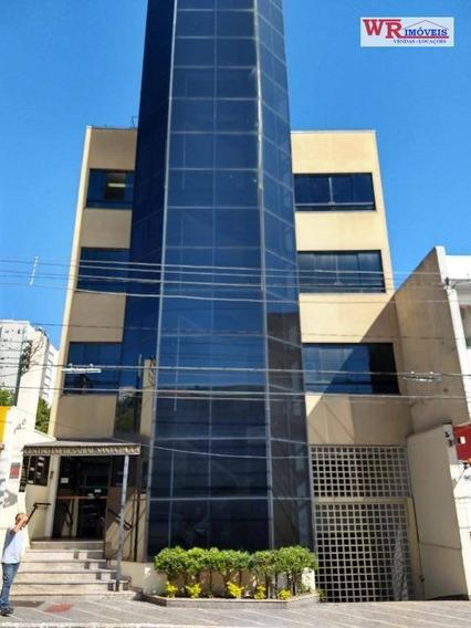 Sala À Venda, 31 M² - Santa Paula - São Caetano Do Sul/sp - Sa0110