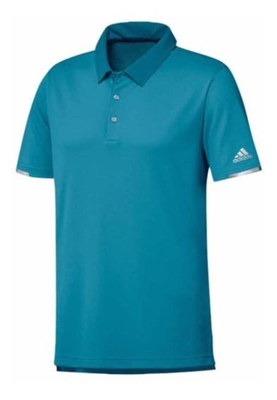 Playera Polo adidas Climachill (talla M) Original Golf Akw
