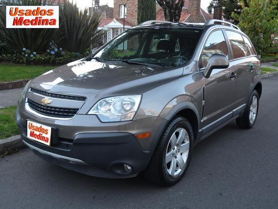 Chevrolet Captica Sport 2.4 Aut