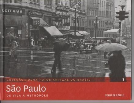 Coleção Folha Fotos Antigas Do Brasil - 20 Vols (completa)