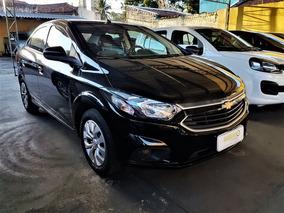 Chevrolet Prisma Lt 1.4 2018 Preto Flex