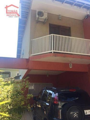 Sobrado Residencial À Venda, Vila Clarice, São Paulo. - So1694