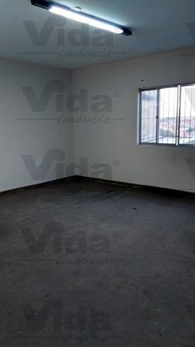 Loja/salão Para Locação  Em Vila Santa Lúcia  -  Carapicuíba - 33463
