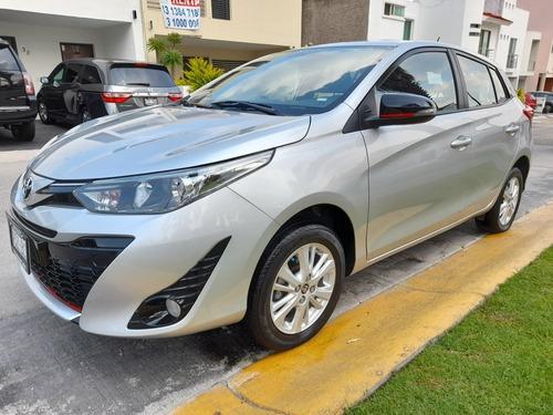 Imagen 1 de 15 de Toyota Yaris 2019 1.5 5p S At Cvt