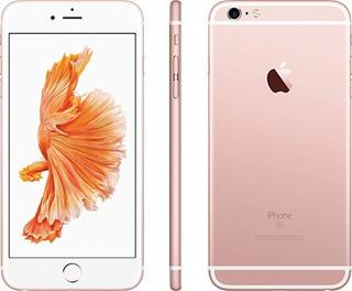 iPhone 6s Plus De 128 Gb - Ouro Rosa Ou Rosê - Menor Preço