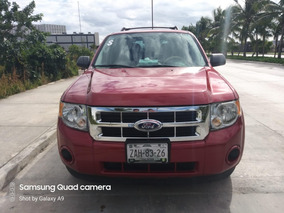 Ford Escape 2.5 Xls Mod 2012
