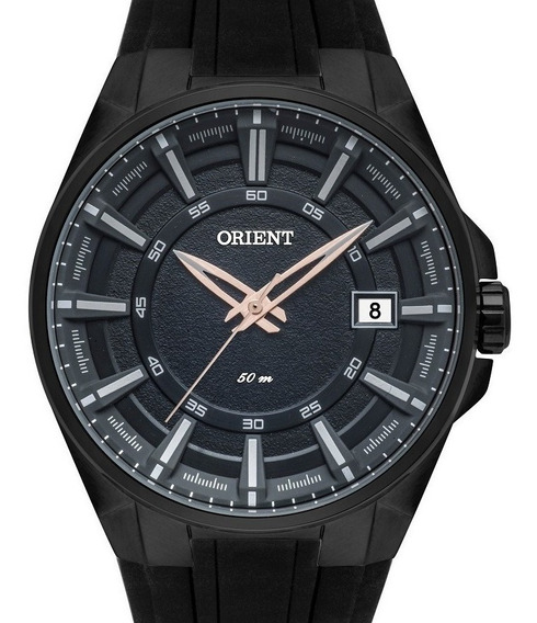 Relógio Orient Masculino Preto - Mpsp1010 P1px