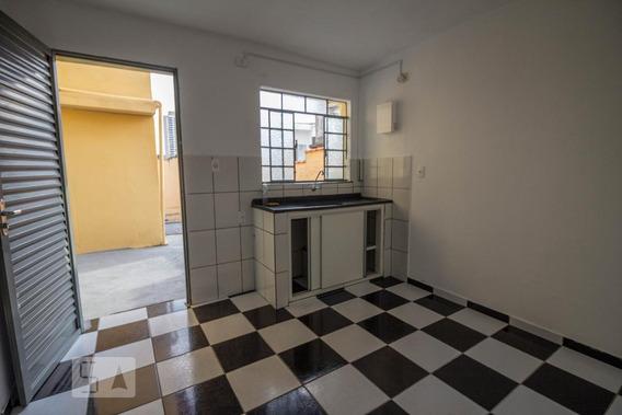 Casa Para Aluguel - Vila Maria, 1 Quarto, 35 - 893087710