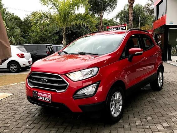 Ford Ecosport 1.5 Ti-vct Flex Se 2019 Automático