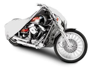 Cubierta Moto Motoneta Impermeable Cubre Lluvia Sol Grande