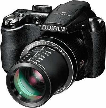Câmera Digital Fujifilm Finepx S3300 Semi Nova