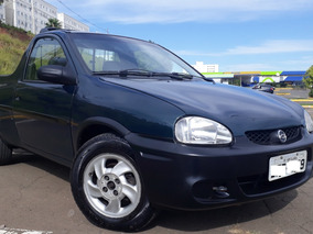 Pick Up Corsa 2001 Gnv