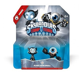 Skylanders Trap Team: Hijinx & Eye Small - Paquete De 2 P
