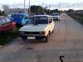 Fiat 147 Diesel Sin Deudas Al Dia 093992517