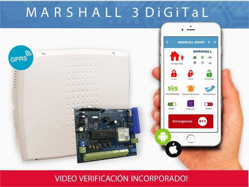Central Marshall 3 Con Gsm Incorporado