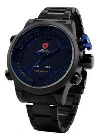 Relógio Masculino Shark Sh103 Sh105 Sh104