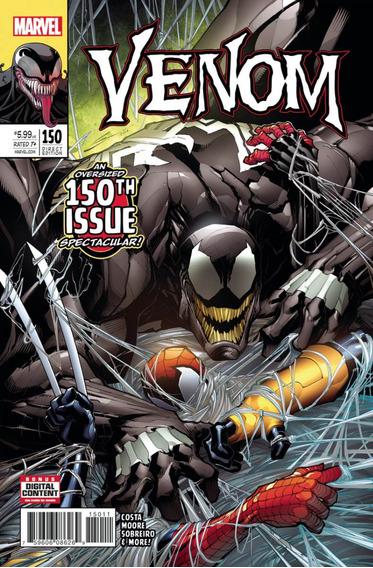 Venom #150 (2017) Marvel