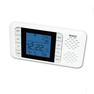 Despertador Digital Con Radio Y Multifunciones Xg8107