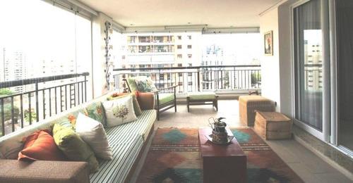 Belissimo Apartamento No Klabin - Pj51694