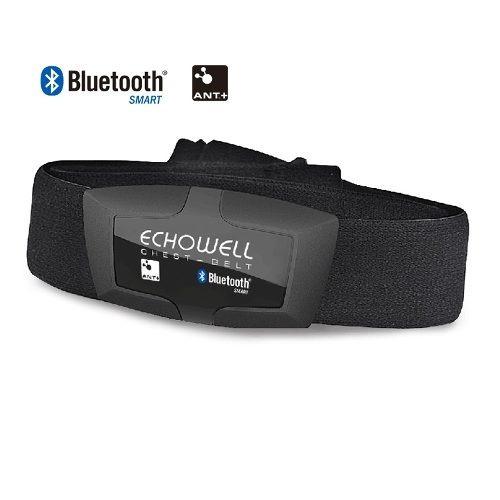Cinta Cardiaca Echowell Dmh30 Bluetooth Ant+ Serve Em Garmin