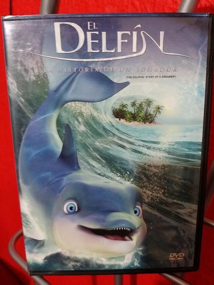 Dvd Seminuevo El Delfin/garfield/garfield 2/en El Mundo Real