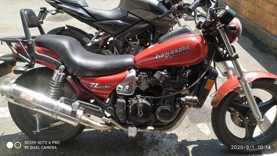 Kawasaki Kawasaki Zl 600