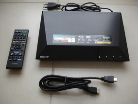 Blu Ray Smart Sony S1100 Netflix Youtube Dvd Desbloqueado