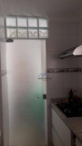 Imagem 1 de 19 de Apartamento À Venda, 70 M² Por R$ 250.000,00 - Jardim Colônia - Jundiaí/sp - Ap1819