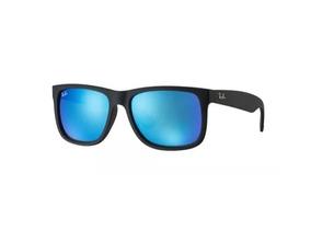 c069d0279 Rayban Justin 4165 Polarizado Espelhado Masculino - Óculos no ...