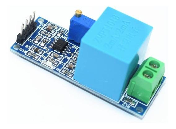Kit 3un Módulo Sensor De Tensão Zmpt101b