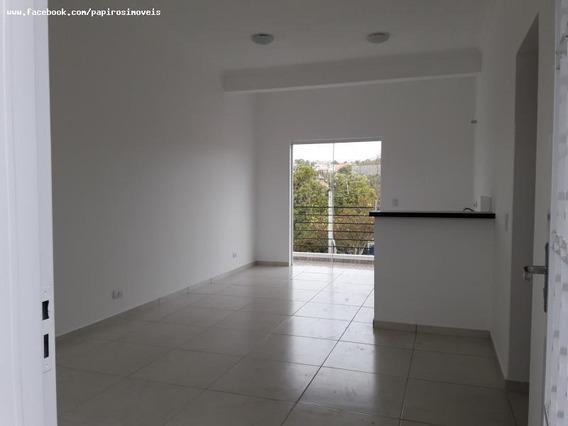 Apartamento Para Venda Em Tatuí, Jardim Santa Rita De Cássia, 2 Dormitórios, 1 Banheiro, 1 Vaga - 290_1-982118