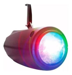 Proyector Luz Cañon Led Audioritmico Multicolor