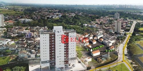 Ed. Brilhante No Urbanova - Apartamento Residencial À Venda, Urbanova, São José Dos Campos. - Ap3448