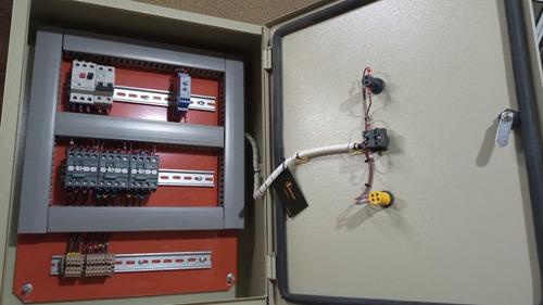 Imagem 1 de 3 de Montagem De Painéis Elétricos