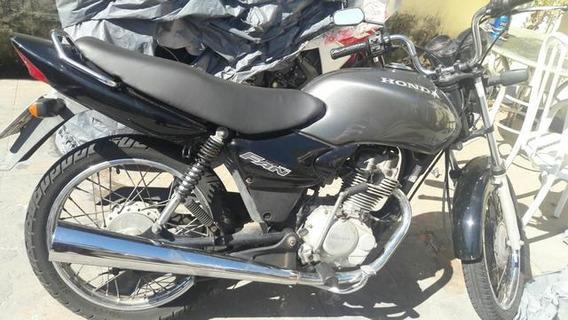 Moto Honda Titan Cg 125 Barata Em Jaraguá Do Sul - Ipva Pago