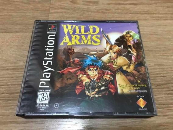Wild Arms Para Ps1 Playstation 1