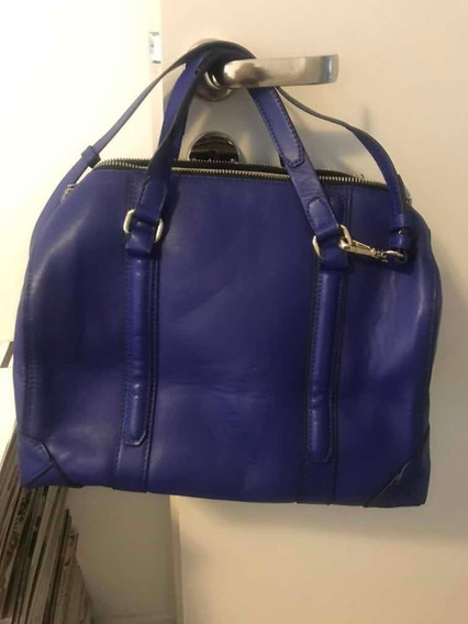 Cartera Azul Zara!!!