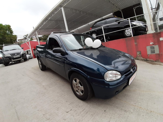 Gm Picape Corsa Gl 1.6 Gasolina 2p Manual 1999