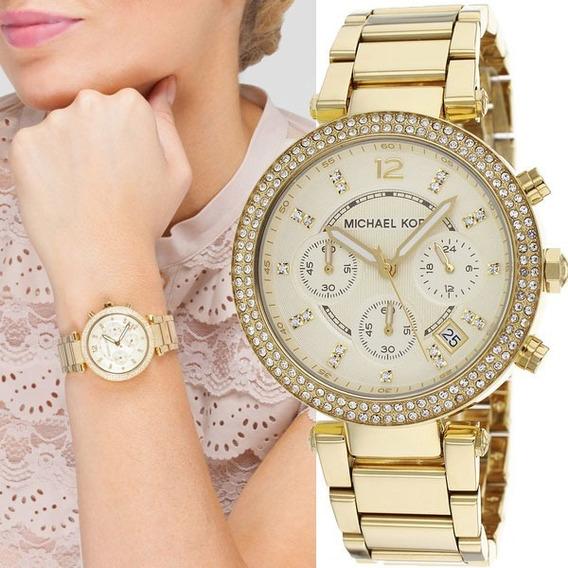 Reloj Mk 5354 Gold