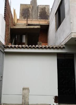 Remato Casa De Dos Pisos - Urb. Entel Perú