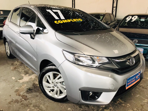 Honda Fit Lx 1.5 Aut 2017