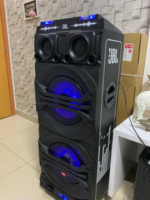 Caixa De Som Jbl Dj Xpert J2515 Efeitos Dj Bluetooth Usb Aux