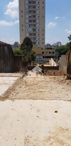 Terreno 374m² Para Venda No Bairro Baeta Neves Em São Bernardo Do Campo - Sp - Ter015