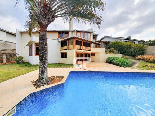 Imagem 1 de 30 de Casa Com 3 Dormitórios À Venda, 606 M² Por R$ 2.300.000,00 - Nova Gardênia - Atibaia/sp - Ca0488
